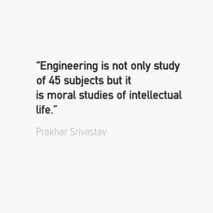 Engineering Quotes - Prakhar Srivastav