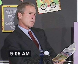 ... how he first came to know about the events of September 11, 2001