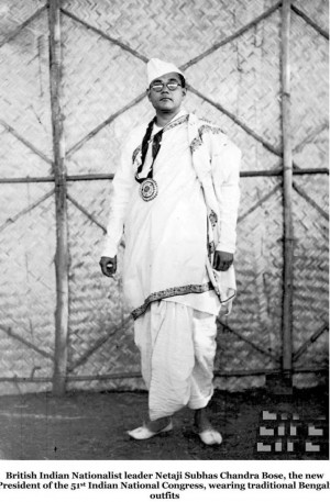 Some Unseen Images And Famous Quotes Of Netaji Subhash Chandra Bose