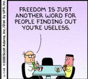 Dilbert Wally Quotes
