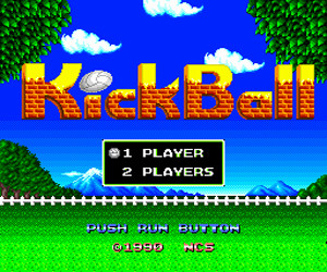Kickball Kickball