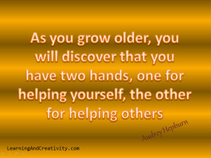 Growing Up Quotes Learning quotes on growing up