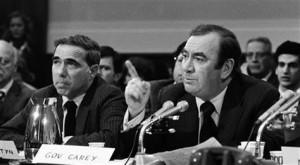 Former NY governor Hugh Carey dies at 92