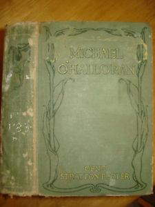 Michael OHalloran by Gene Stratton Porter 1915