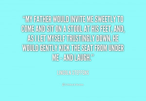 Lincoln Steffens Quotes Org/quote/lincoln-steffens