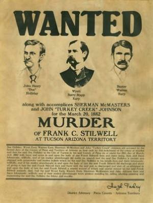 Wyatt Earp Doc Holliday Quotes