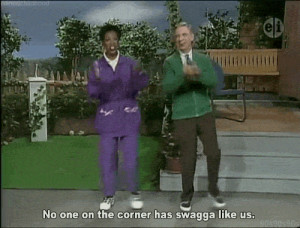 Mr Rogers - Swagga Like Us