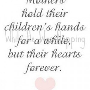 Sweet Mother's Day Quote {Printable}
