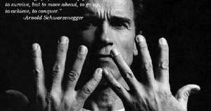 Arnold Schwarzenegger Picture Quote1