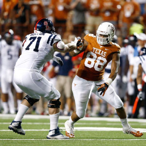 ... Reed is the pass-rushing headliner of Texas' loaded defensive line