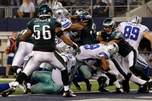Dallas Cowboys Vs Philadelphia Eagles