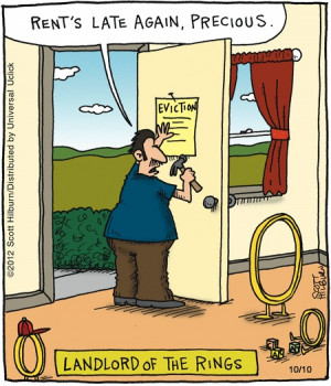 property management humor