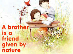 Love You Brother Quotes And Sayings Brother quotes, brother image