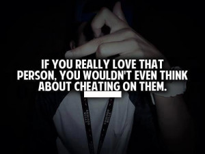 Cheating Quotes Pinterest