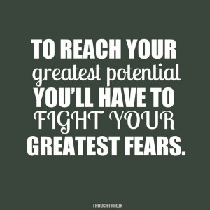 Reach your greatest potential .....