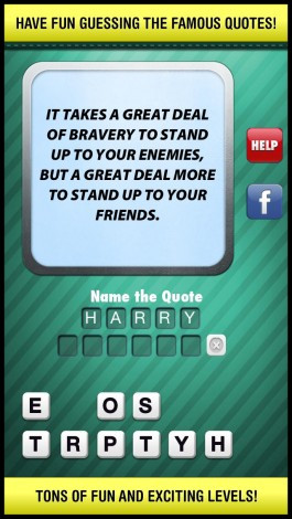 Famous Quotes Little Riddle Game: guess what's that pop saying word ...