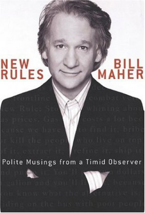 Ed's Reviews > New Rules: Polite Musings from a Timid Observer