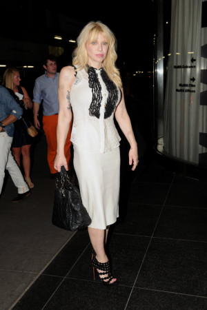 ... Shoes: 8 Crazy Courtney Love Quotes From Vanity Fair 's Profile