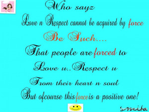 Quotes About Respect HD Wallpaper 24