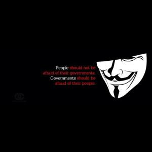 ... anonymous #vforvendetta #mask #black #quotes #hacker #hacktivist #