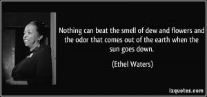 More Ethel Waters Quotes