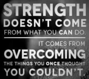 Strength Motivational