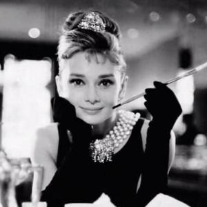 Audrey Hepburn- Breakfast at Tiffany's