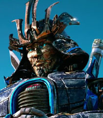 Voice Compare » Transformers » Drift