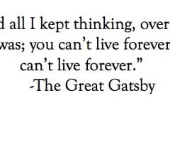 quotes from great gatsby