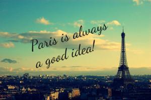 Quotes About Paris France
