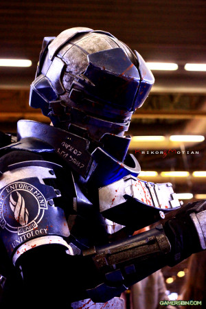 Thread: The DEAD SPACE Cosplay Thread