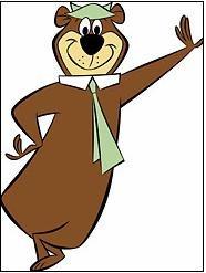 Yogi Bear says,