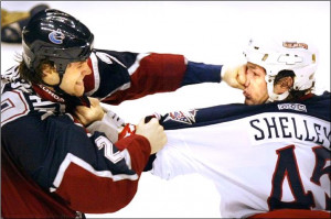 Stick, Glove, Shirt: The Changing Legacy of Hockey Fights