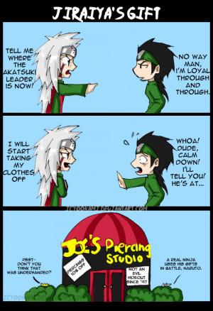 Jiraiya Funny Wacky Photos Anime Jokes Collection