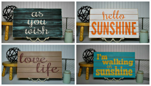 ... some other vinyl sayings we are carrying as well. Happy Crafting