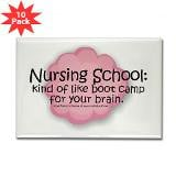 Nurse Quotes Funny Fridge Magnets | Nurse Quotes Funny Refrigerator ...
