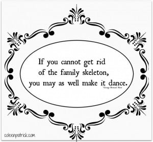 ... Quotes For Pictures: If You Cannot Get Rid A Family Quotes Classic