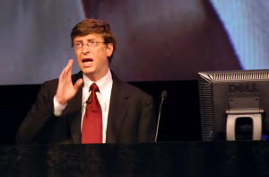 Bill Gates: innovation, pas isolation