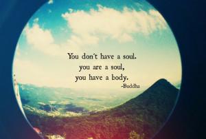 beautiful, body, buddha, mountain, photography, quote, soul