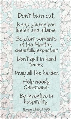 ... help needy christians show hospitality romans 12 11 13 bible quote