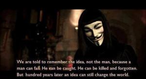 idea, movies, quotes, v for vendetta, great movies, v de vingança
