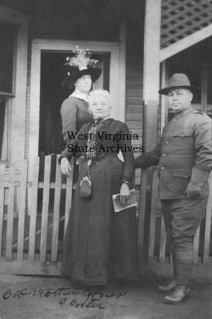 On February 13, 1913, labor leader Mary Harris