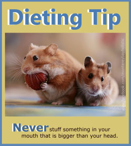 Dieting Humor