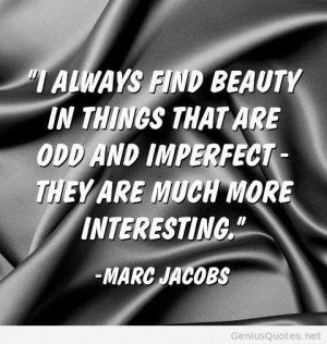 Marc Jacobs quotes