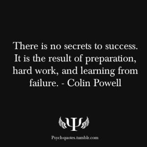 Short speech on success and failure