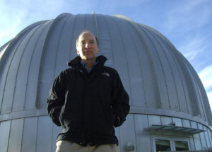 Saul Perlmutter at Chabot Space and Science Center
