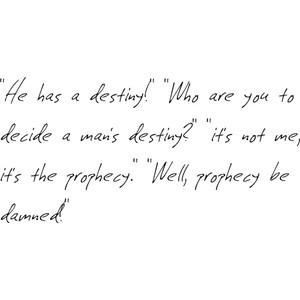 Legend quote #4