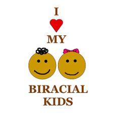 Biracial kids/ Biracial Pride Poster