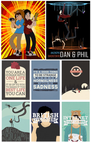 Danisnotonfire And AmazingPhil Funny Quotes