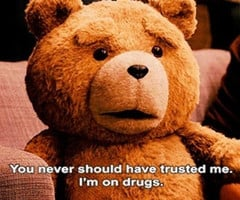 Ted Movie Quotes Quotesgram